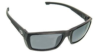 Gargoyles Sunglasses Siege Matte Black Polarized Smoke Lens (Siege Sunglasses)