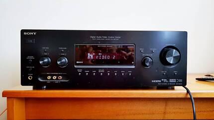 Sony STR-DG910 Multi Channel AV Receiver