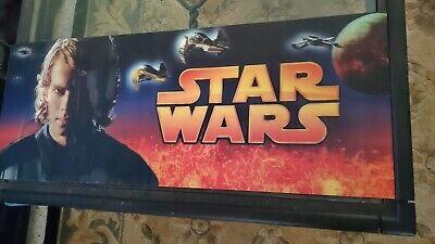 "Star Wars 3D Lenticular Movie Poster 36""x14"""