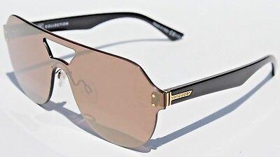 VON ZIPPER Alt Psychwig Sunglasses Black Gloss/Flash Gold NEW Skate/Surf (Cheap Skate Sunglasses)