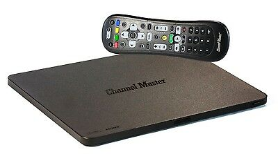 Channel Master DVR 1TB Subscription Free TV Antenna Recorder Plus HD CM-7500TB1