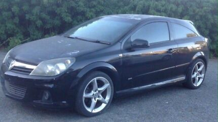 2006 AH Holden Astra SRI 2L turbo PARTS ONLY Kelmscott Armadale Area Preview
