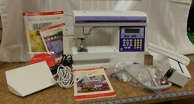 Husqvarna Viking Iris Computerized Sewing & Embroidery Machine