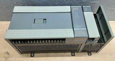 Allen-bradley 1747-l40c Slc 500 Plc Series C Frn 6 40 Io W 2 Slot Expansion