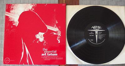 Jazz: Art Tatum - The Essential RARE USA orig. Verve LP NM Condition RARE