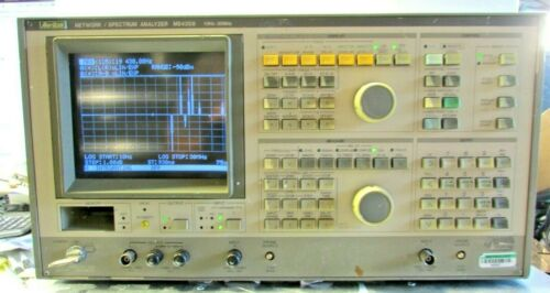 Anritsu MS420B Network Spectrum Analyzer