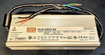 Mean Well Hlg-320h-24 Led Power Supply