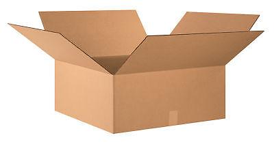 Box Partners Corrugated Boxes 24 X 24 X 10 Kraft 10bundle 242410