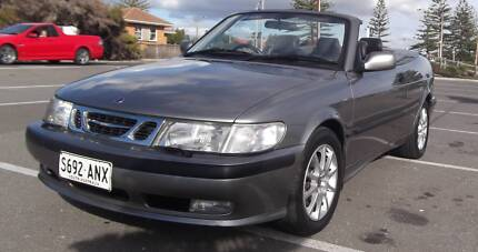 2003 Saab 9-3 Convertible *** Comes with REGO & PPSR *** Ingle Farm Salisbury Area Preview