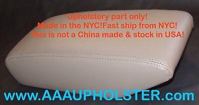 Fits Center Console Lid Armrest Vinyl Kit (Cover) Tan 2002-06 Lexus ES300, ES330