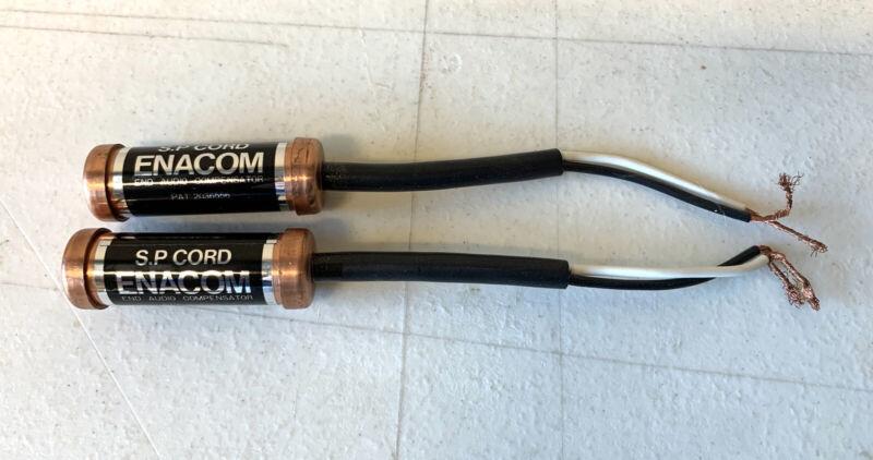 ENACOM S.P. Cord Speaker Audio Noise Eliminators (Pair)