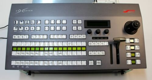 Ross Video Crossover 16 Switcher 4801-AR-222 & Crossover 12 Input Frame 4801-AR