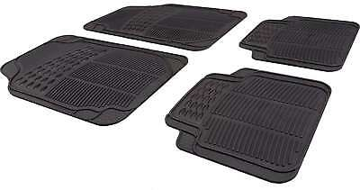 Rubber Carpet Deep Floor Car Mats For Iveco Daily Massif