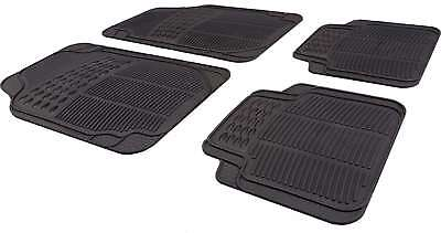 Rubber Carpet Deep Floor Car Mats For Hummer Hummer H3