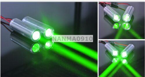2pcs 532nm 50mw Dot Green Laser Diode Module Fat Beam KTV Bar DJ Stage Lighting