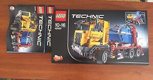 Lego Technic box and manual 42024 Kurralta Park West Torrens Area Preview