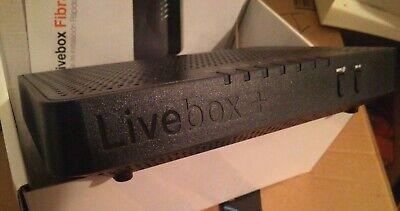 router fibra orange arcadyan livebox+. nuevo en caja