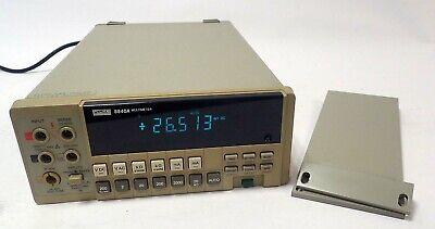 Fluke 8840a Digital Multimeter Dc 200mvdc To 1000 Vdc Ac Opt. Not Incuded Tested