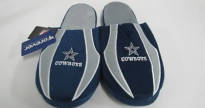 NFL Men's Slippers Dallas Cowboys Large (11-12)