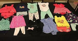 6 -12 Month Girl Lot!