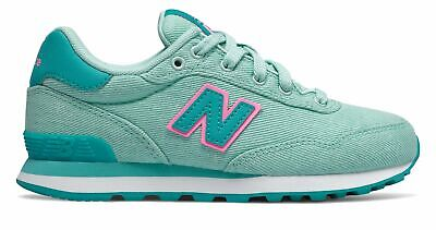 New Balance Kid's 515 Big Kids Female Shoes Blue