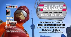 G.I. Joe Collector's Platoon featuring Canadian ToyCon