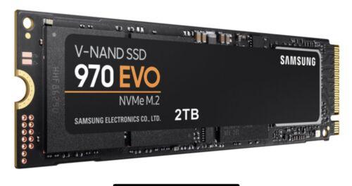 Samsung 970 EVO Plus 2TB Interne SSD