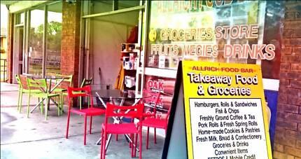 Takeaway & Convenience Shop