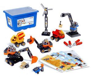 LEGO® Duplo® education 3+ Maschinen Techniker Maschinentechniker Set 5002