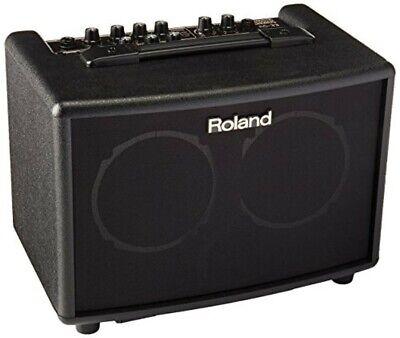 Roland Acoustic guitar Amplifier AC-33 M 15W+15w Black Audio equipment