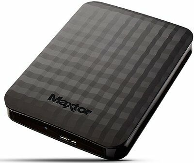 Maxtor HX-M500TCB / Gmr Disco Duro Externo 2.5 Pulgadas 500GB M3 Portátil USB segunda mano  Embacar hacia Mexico