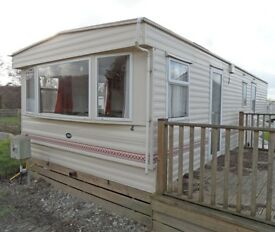 ABI ARIZONA 30' x 12' STATIC CARAVAN / MOBILE HOME FOR SALE OFF SITE.