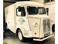 Exciting Mobile Coffee Van Positions for events and festivals (Part-time / Weekday / Weekend)