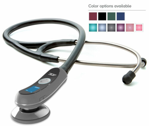 ADC Adscope 658 Digital Electronic Stethoscope 18x Amplification 10 COLOR CHOICE