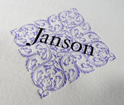 New Letterpress Type - 18 Pt. Janson