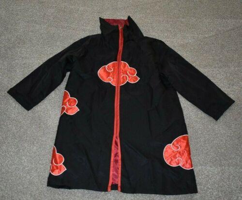 Naruto Akatsuki cloak Uchiha Itachi Cosplay Costume cloak only
