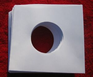 100 45RPM RECORD WHITE 20LB PAPER 7
