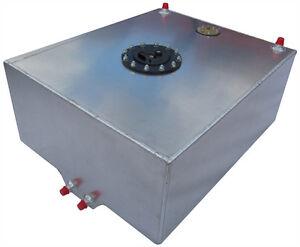 New Rci 20 Gallon Street Strip Aluminum Fuel Cell W Foam