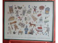 Museum of Childhood Framed Print