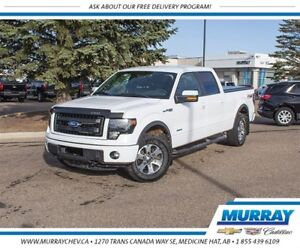 2014 Ford F-150 FX4 *Leather *Heated/Cooled Seats *Backup Cam