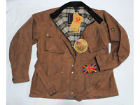 "Belstaff Trialmaster Jacket Size XL 44/46"" Chest"