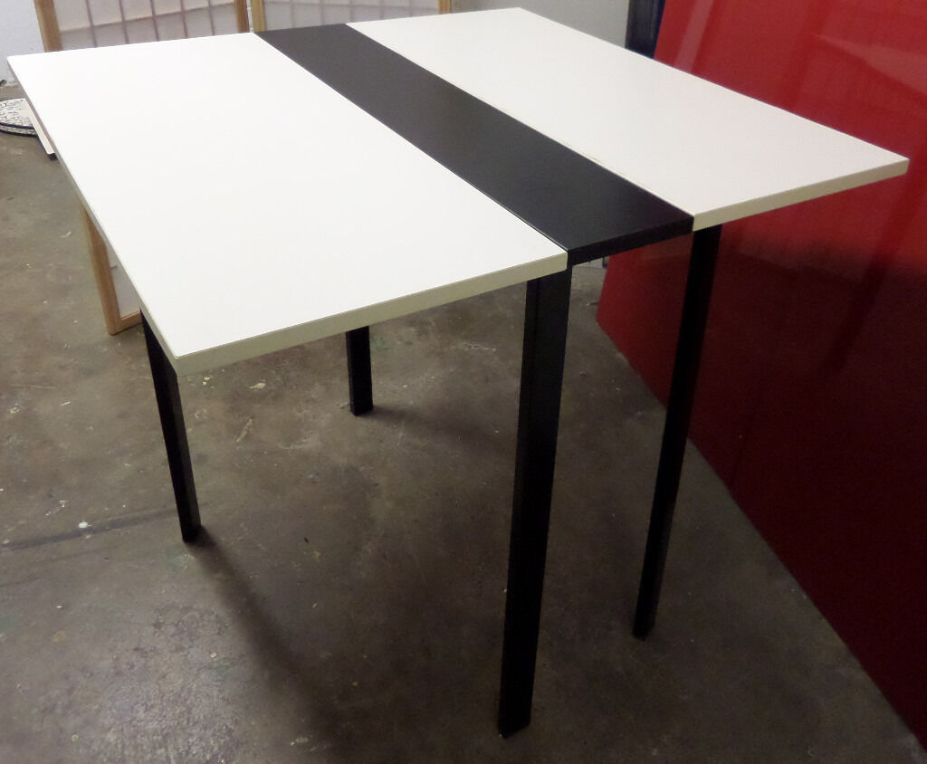 ikea lakafors folding table vgc in westminster london gumtree. Black Bedroom Furniture Sets. Home Design Ideas