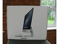 "iMac 21.5"" 3 years old OSX El Capitan Original Packaging No Marks and Clean"