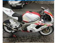 Kawasaki Zx9R Track Bike with Daytime MOT