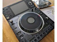 Denon SC5000 Prime Brand New (open box) & New Gorilla GC-CDJ Denon SC5000 Case