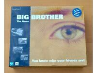 BIG BROTHER (THE GAME) NEW & SEALED