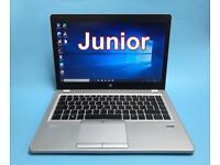 HP i7 Rapid 256GB SSD, 8GB, Slim HD high end Laptop, office, Like New, Light/Portable like a MacBook