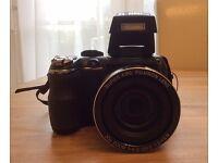 Fujifilm FinePix S4500 Digital Camera and 16GB SD card