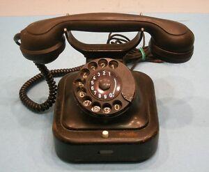 altes telefon v satist 66 k 5 bp 4 fernsprecher siemens ebay. Black Bedroom Furniture Sets. Home Design Ideas