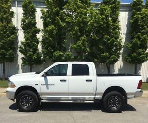 2012 Dodge Ram 1500 with lift kit **Excellent Condition**